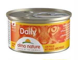 アルモネイチャー デイリーメニュー チキンムース (85g缶詰タイプ)