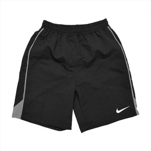 (ナイキ) NIKE 1981813 18 BOYS KIDS LOOSE TRUNKS BLACK × DARK GREY