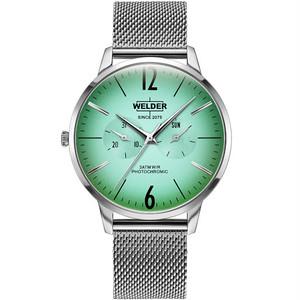 【WELDER ウェルダー】WWRS400/MOODY SLIM DAY DATE 42mm ムーディー スリム デイデイト/国内正規品 腕時計