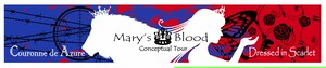 『Mary's Blood  Conceptual Tour』マフラータオル
