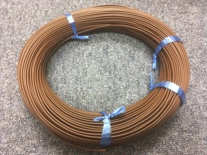 T型熱電対線 0.65mmΦ 200m巻 クラス2 ビニル被覆