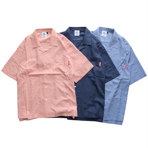SOLD OPEN COLOR S/S SHIRTS / LIFEdsgn