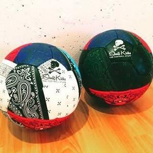 【SKULL KICKS】フットサルボール