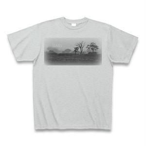 モノクローム1 Tシャツ グレー