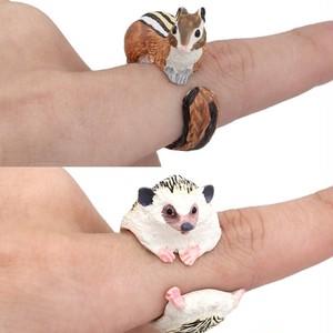 SELECT 大きくてかわいい動物リング 指輪 レディース ファッション 通販