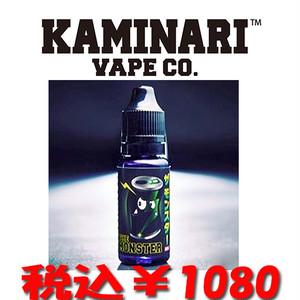 KAMINARI VAPE CO ザ モンスター(カミナリ ベープ シーオー)