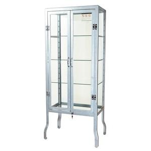 【100-158GV】Doctor cabinet L [Color:Galvanized] キャビネット / インダストリアル / アメリカン
