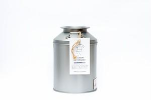 とみおかクリーニング オリジナル洗濯洗剤フラワー ミルク缶