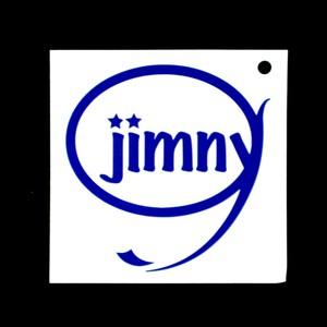 Jimny ステッカー(ブルー)