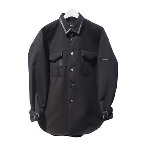 Dress military shirts type Calze(BLK)