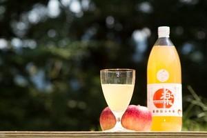 りんごジュース 1Lビン×6本入り