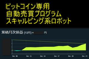 【ビットコインFX】thunder bird(サンダーバード)bot bitFlyer用自動売買システム