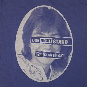 "YOUTH OF TODAY ""One Night Stand"""