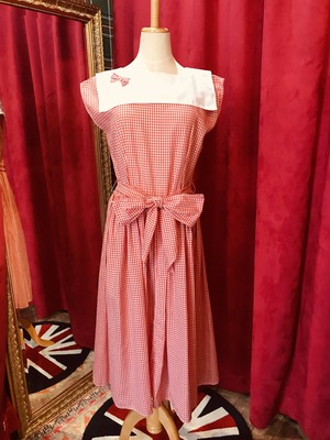 英国60's Vintage Miss Selfridge ワンピース