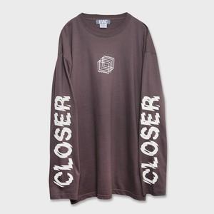 DOGMAロングレイヤードシャツ(CHL)