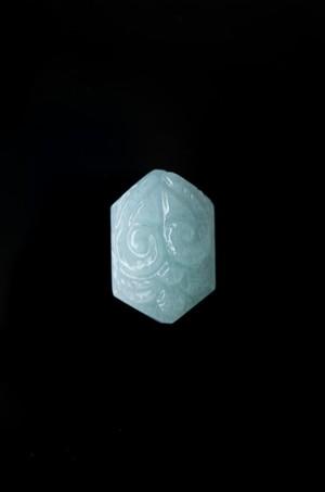 Amazonite Carving - 003