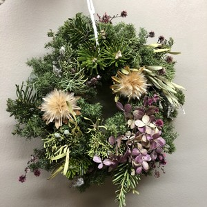 Winter wreath 2
