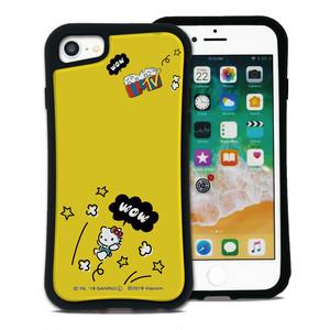 MTV×ハローキティ  ファンポップ イエロー セット WAYLLY(ウェイリー) iPhone 8 7 XR XS X 6s 6 Plus XsMax対応!_MK_