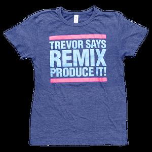 TREVOR HORN REMIX Tシャツネイビー