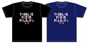 T.LEAGUE × T4TOKYO コラボトレーニングTシャツ