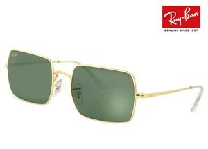 レイバン サングラス Ray-Ban rb1969 919631 rectangle 9196/31 54mm レクタンブル スクエア レンズ メタル
