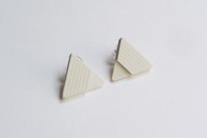 △SEER PIERCE / EARRING【STONE】