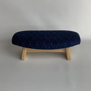 ゴイチ KENDOUGI   座椅子 小島染織工業 藍染