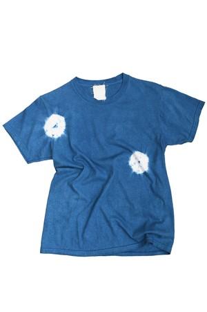 NO.448 藍染Tシャツ