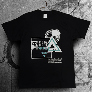 Over The Limit Tシャツ BLACK