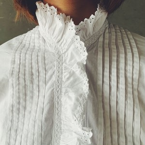 French blouse (long) ⑦