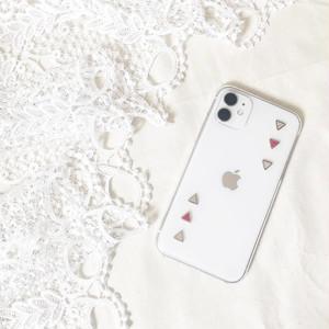 三角デザイン005△iPhoneケース
