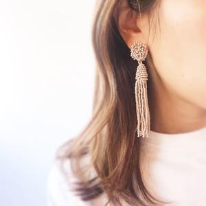 long beads pierce