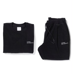 S.F.C FLEECE SET UP (BLACK)