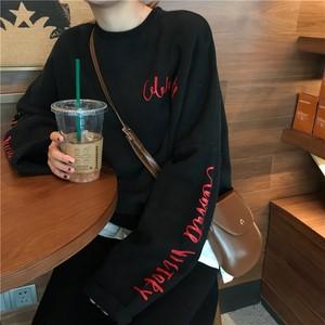 カジュアルな長袖ロンT
