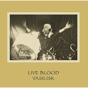 VASILISK - Live Blood  CD