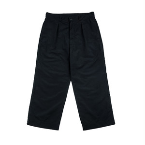 PORTER CLASSIC Weather Pants 2019 Black PC-026-1084