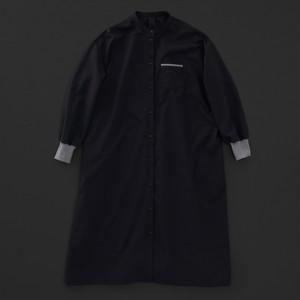 レディス スタンダード ワンピース 黒×灰+P