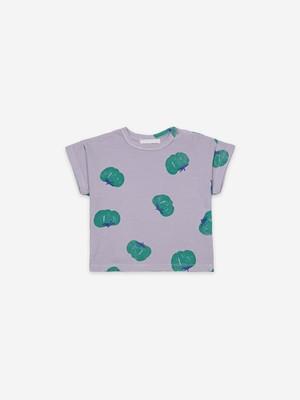【予約1月下旬入荷】bobochoses(ボボショセス)Tomatoes All Over Short Sleeve T-shirt Tシャツ