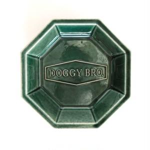 DOGGYBRO.(ドギーブロ) 美濃焼ボウル/グリーン