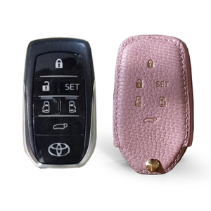 Toyota 専用 TypeC-4 Car Key Case Shrink Leather Case