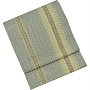 琉球南風原(はえばる)ロートン織八寸名古屋帯