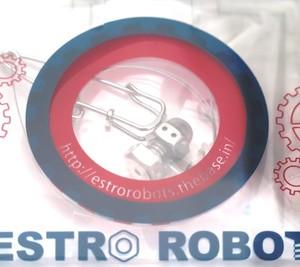 estro robot KIT litght blue   組立キット ライトブルー