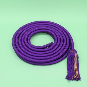 神輿紐(みこしひも) 1尺1寸用 紫 【送料無料】
