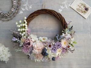 Lune Bonheur<Muguet antique>*受注制作*プリザーブドフラワー*お花*ギフト*結婚祝い*新築祝い*お誕生日祝い*ウェディング*母の日