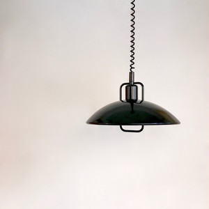 80's Postmodern Style Up-Down Pendant Lamp オランダ