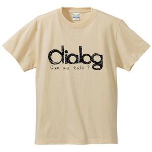 「dialog」Tシャツ