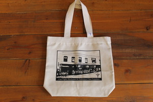 CITY LIGHTS BOOK STORE / STORE FRONT TOTE BAG