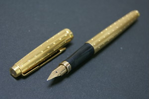 '70s パーカー 75 PARKER 75 Perle (細字) 14K     00867