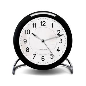 アルネ・ヤコブセン テーブルクロック ステーション【保証1年 ROSENDAHL ローゼンダール 正規品】