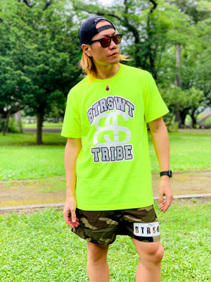 M3【BS】BTRSWT TRIBE CEMENT Tee